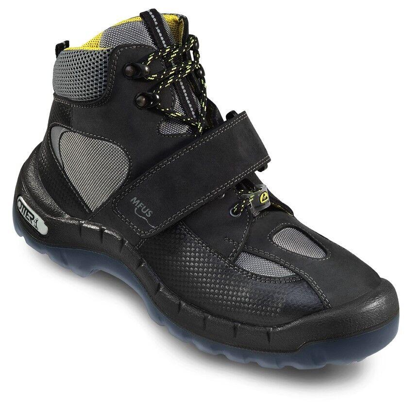 Otter 93695 Stivali di sicurezza esd LAVgold shoes alto