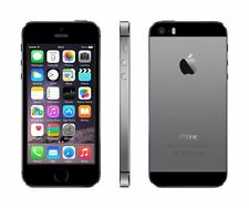Average Condition Apple Iphone 5s 16GB Space Grey - Handset ONLY