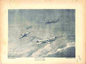 """Aircraft Luftstreitkräfte Combat Aérien de Georges Guynemer/Bourguignon 1916 WWI - France - Commentaires du vendeur : """"OCCASION"""" - France"""