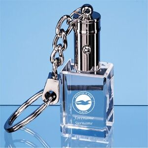 Constructif Brighton & Hove Albion F.c - Personalised Led Keyring (crest) Volume Large