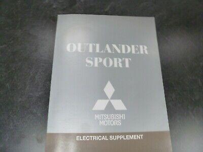 2016 Mitsubishi Outlander Sport Electrical Wiring Diagrams ...