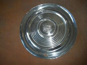 1956 56 Nash Hubcap Rim Wheel Cover Hub Cap 15 Oem Used Ebay
