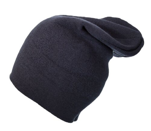 Men Women Winter Beanie Hat Swag Ladies Knitted Oversized Slouch Warm Cap Hats