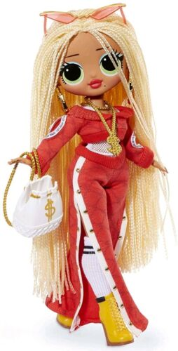 1 Authentic LOL Surprise OMG SWAG DIVA Fashion Doll Sister Holiday Winter Disco