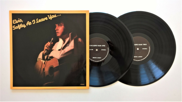 LP, Elvis Presley, Softly, As I Leave You, Rock, Format:…