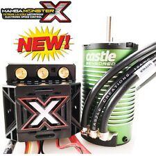 Castle Creations Mamba Monster X  1/8 WP ESC + Sensored 1512-1800KV Motor COMBO