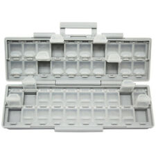 Box All 40 Tiny Components Beads Screws Organizer Storage Individual Lids Label