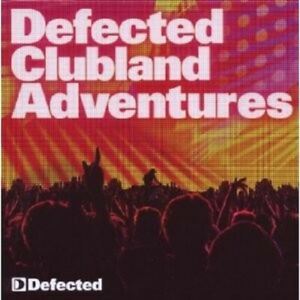 VARIOUS-DEFECTED-CLUBLAND-ADVENTURES-10YEAR-3-CD-NEW
