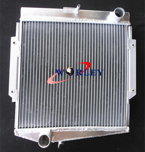 FOR DATSUN SPORTS//FAIRLADY 1500//1600//2000 ROADSTER 1963-1970 ALUMINUM RADIATOR