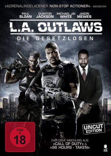 L. A. Outlaws - Die Gesetzlosen [DVD] NEU OVP