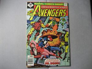 The-Avengers-156-1977-Marvel-Low-Grade