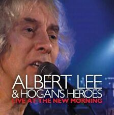 Albert Lee - Live at the New Morning [New CD]