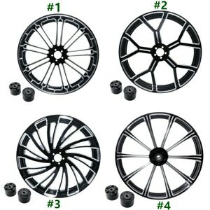 18-039-039-21-039-039-23-039-039-26-039-039-Front-Wheel-Rim-Dual-Disc-W-Hub-Fit-For-Harley-Touring