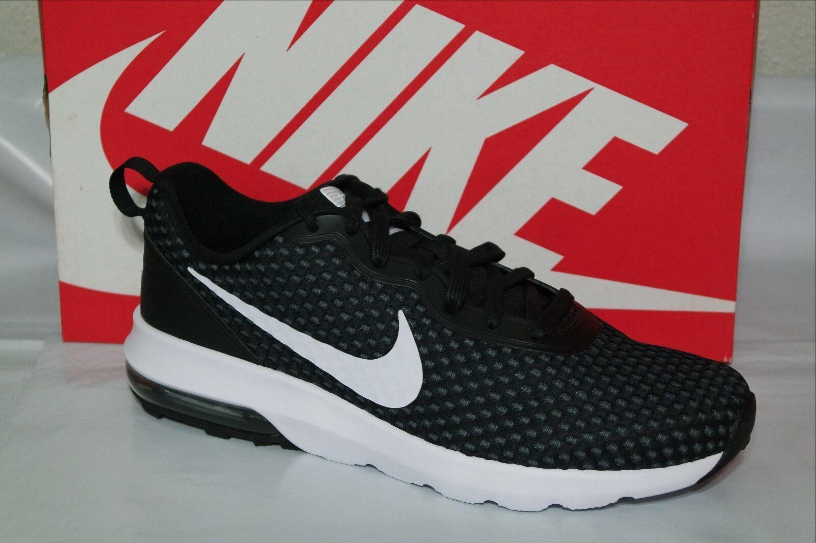 NIKE AIR MAX TURBULENCE LS MEN'S RUNNING SHOE, BLACK/WHITE, 827177 010 Cheap and beautiful fashion