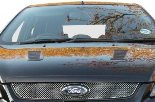 08-10 Upper Grille-Standard Zunsport Ford Focus ST 08MY