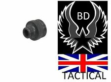Extend  Adapter Airsoft UK Stock 20mm to anti clock 14mm MB03/MB08/MB10