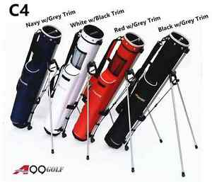 Image Is Loading C4 A99 Golf Range Sunday Pencil Carry Bag