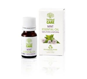 100-Pure-Mint-Peppermint-Essential-Oil-10-ml-0-33-oz-Therapeutic-Undiluted