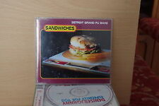 DETROIT GRAND PUBAHS - SANDWICHES - CD SINGLE