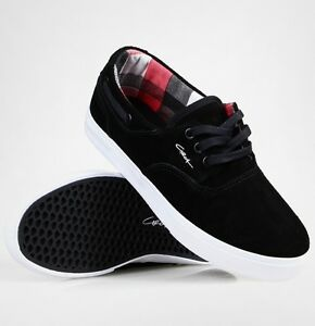 b59b134984d6 New Men s C1RCA Circa Footwear Valeo Skate Shoes - Black White ...