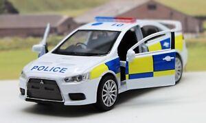 Police-Car-Mitsubishi-Lancer-Evolution-X-Boys-Toy-Model-Dad-Boxed-Birthday-Gift