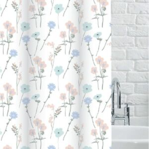 Modern-Printed-Shower-Curtains-100-Polyester-180cm-x-180cm-Patterned