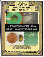 Gold Panner's Guide to the Oregon Coast Platinum Mining Book