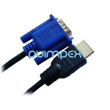 J17 HDMI a VGA cable 1.3b DVD Player a fehrseher monitor 1,8m
