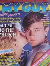 MY GUY MAGAZINE 6TH JUNE 1981 - JULIAN COPE (THE TEARDROP EXPLODES)