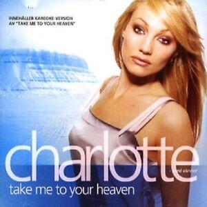 "Charlotte Perrelli - ""Take me to your heaven"" - 1999 - CD Album"
