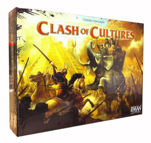 Clash of Cultures Board Game (neuf)
