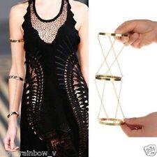New Fashion Design Unique Lady's Arm Link Chain Bracelet Armlet Bangle arm ring