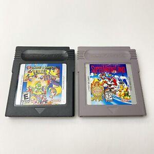 Super-Mario-Land-Game-amp-Watch-Gallery-2-Nintendo-Game-Boy-1989-Tested-WORKS