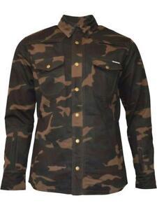 King-Kerosin-Speedshirt-Air-Biker-Motorrad-Hemd-mit-Aramid-Camouflage