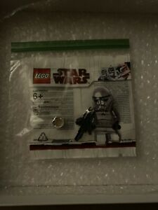 Promo Polybag Lego Star Wars Chrome Stormtrooper Minifigure SEALED