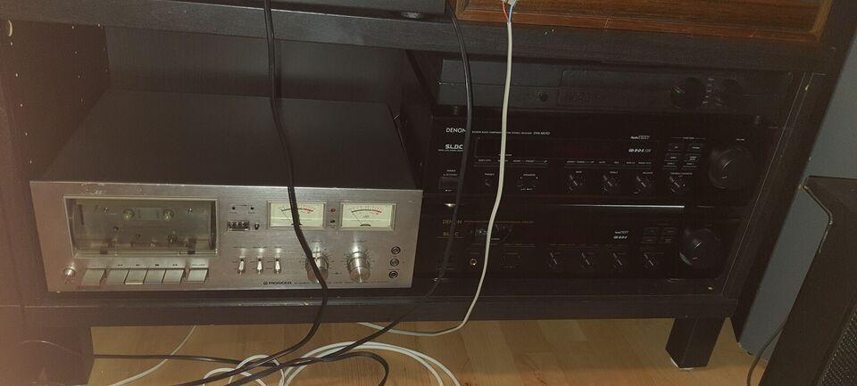 Stereoanlæg , Andet mærke, Byg dit eget stereoanlæg