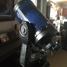 """Meade LX200 GPS-SMT 12"""" 305mm f/10 SUPERCHARGED telescope w/tripod + accesories"""