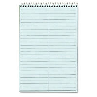 Tops Prism Steno Books Gregg 6 X 9 Blue 80 Sheets 4 Pads/pack 80284 on sale