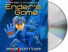 Ender Quartet: Ender's Game by Orson Scott Card (2008, CD, Unabridged)