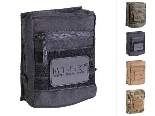 Mil-Tec Koppeltasche Multi mit Klett Gürteltasche Bauchtasche Hüfttasche