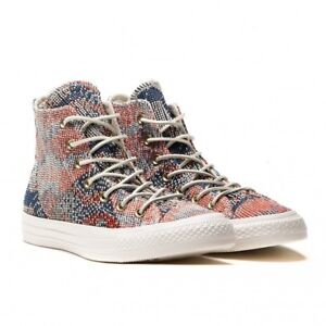 bc0b71af4f30 Converse Women s Chuck Taylor All Star Multi Panel Sneakers sz 7 US ...