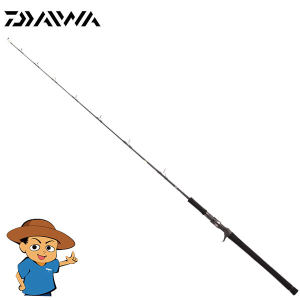 Daiwa Daiwa Daiwa CATALINA J60MB E Medium 6' jigging fishing baitcasting rod pole f7d288