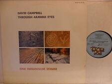 David Campbell - Through Arawak Eyes - LP 1984 D - Wundertüte TÜT 120