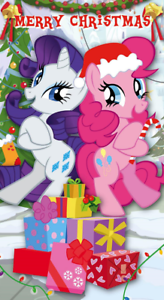 MY-LITTLE-PONY-MERRY-CHRISTMAS-CARD-NEW-GIFT