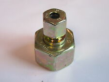20mm x 8mm Hydraulic Tube End Reducing Coupler S Series - KOR 20/8 S #12A209