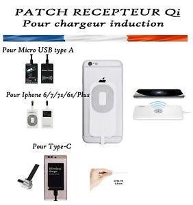 Patch-Recepteur-Qi-pour-chargeur-Induction-sans-fil-pr-tout-Smartphone