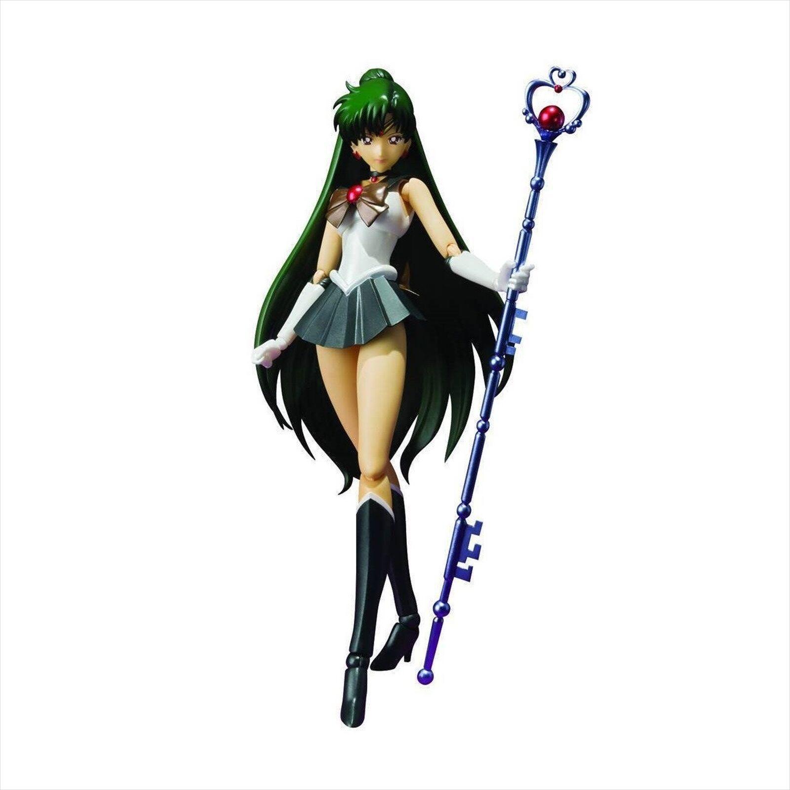 Beai  Tamashii Nations S.H. Figuarts Sailor Pluto Sailor Moon azione cifra  tutti i beni sono speciali