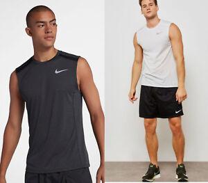 Nike Miler Men's Running Singlet | Running singlet, Athletic