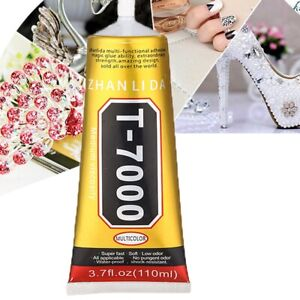 T7000-Adhesives-Super-Glue-Black-Liquid-Jewerly-Glass-Phone-Metal-Fabric-Repair