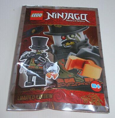 Lego® Ninjago™ Limited Edition Minifigur Eisen Baron Neu /& OVP 2019